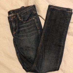 J Crew Size 27 Boot Cut Jeans